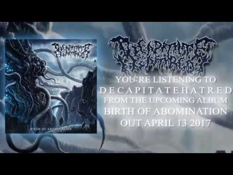 DECAPITATE HATRED - Nocturnal Carnivore (SINGLE PROMO VIDEO)