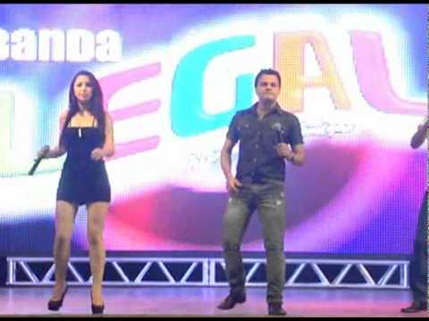 BANDA LEGAL - CURVA PERIGOSA - PROGRAMA GILMAR BRASIL.wmv