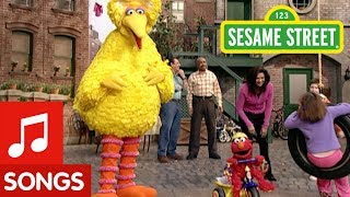 Sesame Street: It Takes A Street Song with Hoots