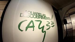 Carybé - Aquarelas do Descobrimento - Caixa Cultural Salvador