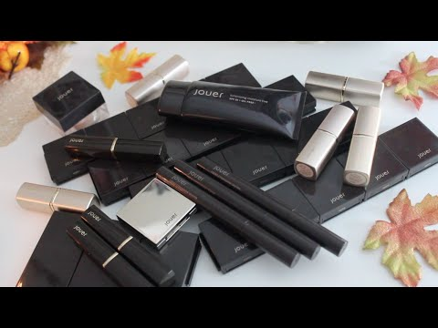 All About Jouer!! Natural Look GRWM & Mini Reviews!