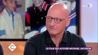 Le film qui accuse Michael Jackson - C à Vous - 20/03/2019