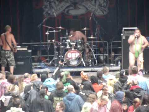 SPASM Obscene Extreme Festival 2012