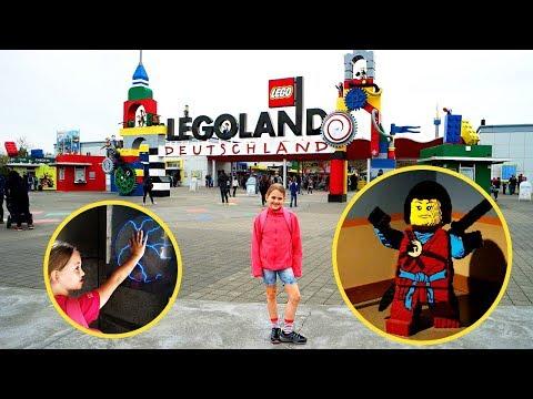 Legoland 2018 | Neuheiten: Das Große Lego Rennen, Ninjago 4D Movie | Achterbahnen | Vlog | Xscape