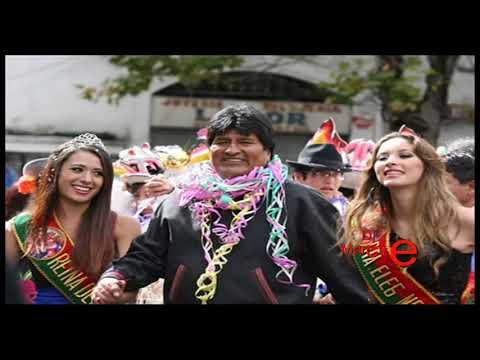 RADIO GLOBAL : Evo Morales Presidente de Bolivia Homenaje Mix 2018