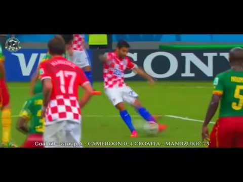 FIFA World Cup Brazil 2014 Full  of all 171 goals