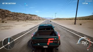 Need for Speed Payback - Faith Jones Ford F-150 Raptor Abandoned Car - Location and Gameplay
