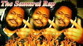 THE SAMURAI RAP | CoryxComments #16