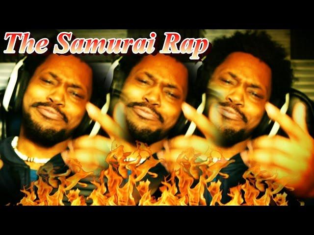 THE SAMURAI RAP | CoryxComments #16
