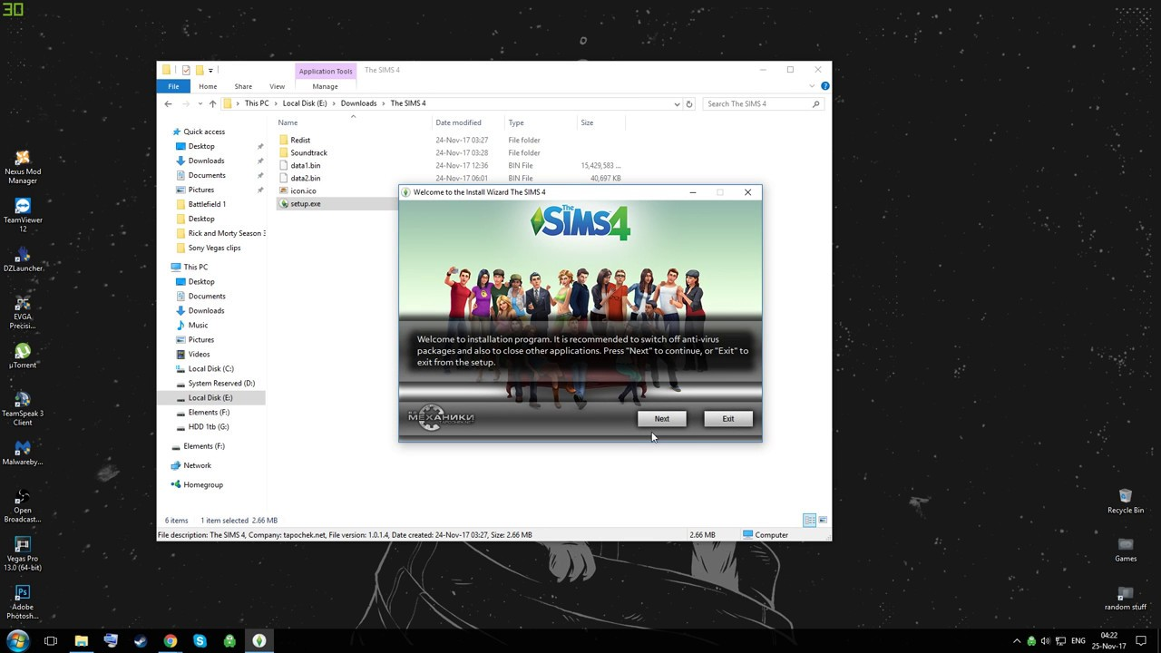 HOW TO FIX ISDone.dll or ISArcEXtract.dll Error | Sims 4 | - YouTube