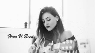 """How U Been"" 🎸 Acoustic R&B Instrumental (Beat)"