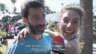 יהודה לוי ושלומית מלכה דביקים