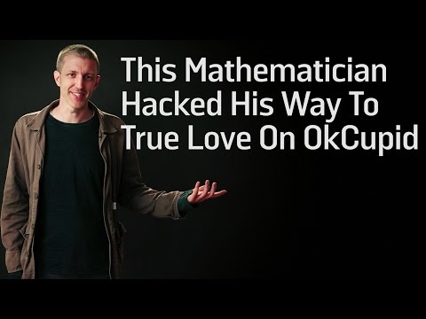 This Mathematician Hacked His Way To True Love On OkCupid
