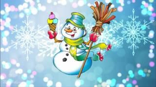 Снеговик (Анна Петряшева) - новогодние песни