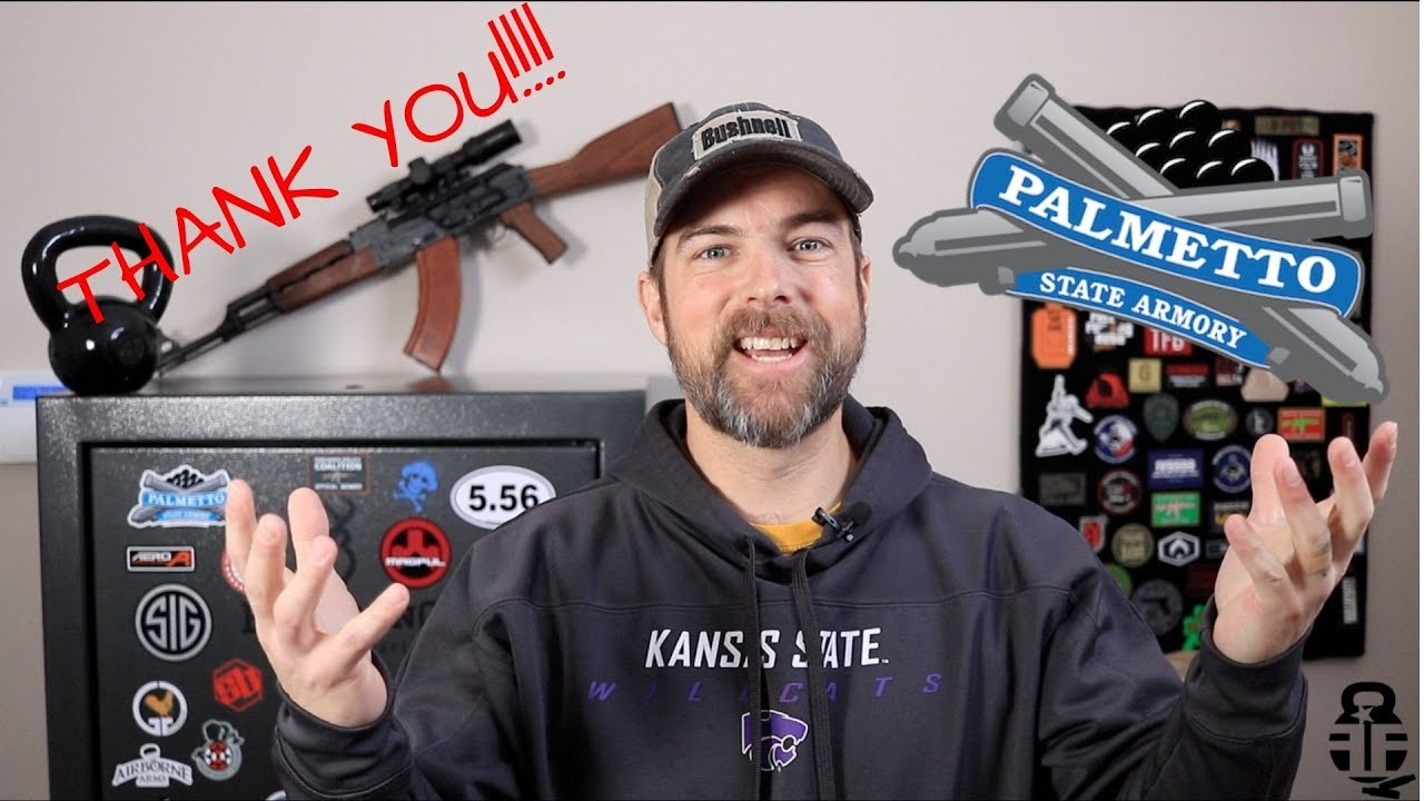 Want a Rifle?! 20,000 Subscriber Giveaway!