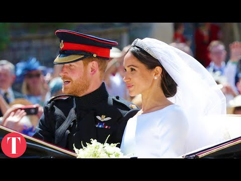 The BEST Moments From The Royal Wedding Of Meghan Markle And Prince Harry