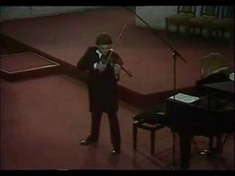 Nikolay Madoyan  - Adam Khudoyan Violin Sonata
