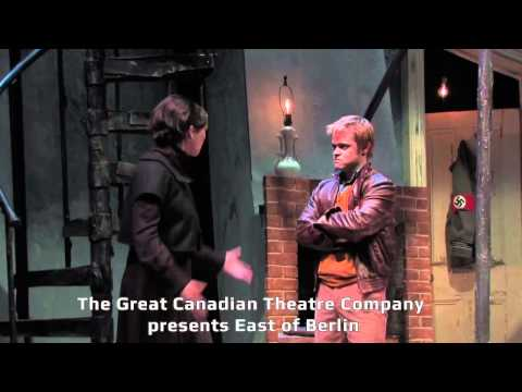 OTTAWA THEATRE: East of Berlin @ Great Canadian Theatre Company