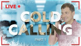 Real Estate Cold Calling Part 1: Circle Prospecting