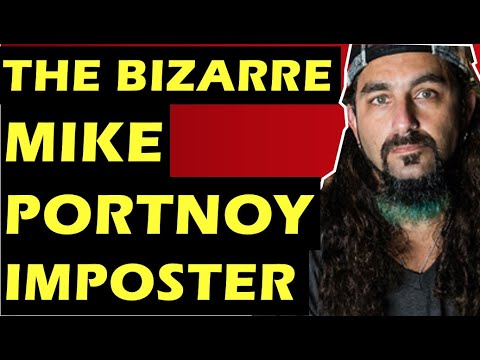 Dream Theater: The Mike Portnoy Drummer Imposter