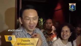 Foto Jadi Viral, Istri Ahok Jengkel Saat Suami Wefie Bareng Dian sastro
