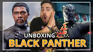 Unboxing HOT TOYS de BLACK PANTHER + SORTEO MUNDIAL