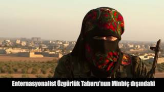 Dayanışmayı Silahlandırmak - Enternasyonalist Özgürlük Taburu'yla Röportaj