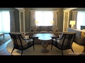 Disney's Boardwalk Resort - ROOM TOURS - 2017 - 3 Bedroom Grand Villa