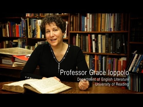 Interview with Grace Ioppolo