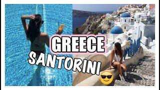 VLOG: SANTORINI GREECE