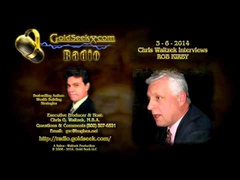 Rob Kirby - Gold Seek Radio Mar 2014
