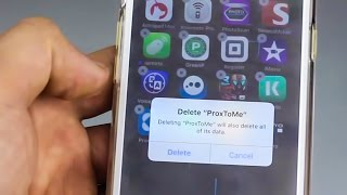 How to Delete Apps from iPhone 6S / iPhone 6 16gb 64gb 128gb