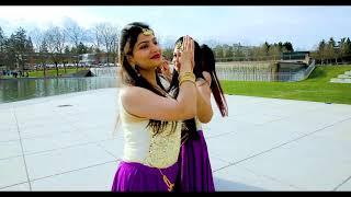 Leja Re | Dhvani Bhanushali | Tanishk Bagchi | Siddharth | NrityaHub | Bollywood Dance Choreography