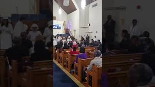 Union Baptist church Silver Steppers