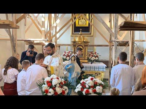 Телеканал Бужнет: Пряма трансляція Літургії із церкви св. Юра