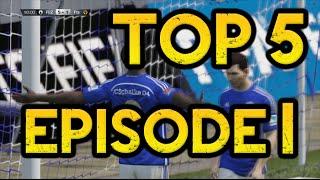 FIFA 15 | Top 5 Goals - Episode 1 | PC Max Settings GTX 760