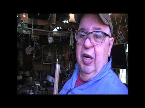 #294 Wooden Tool Handle
