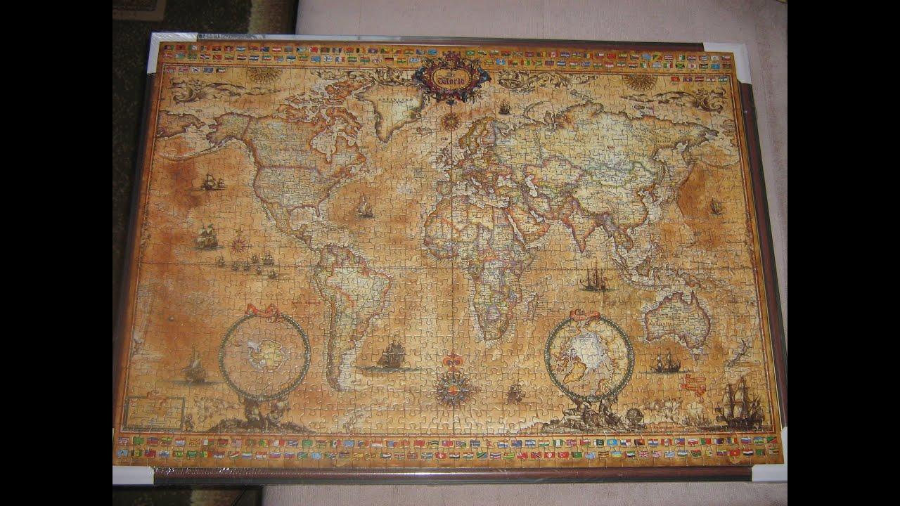 1000 antique world map 1000 antique world map sciox Choice Image