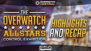 Overwatch Allstars Highlights and Recap Twitch Event