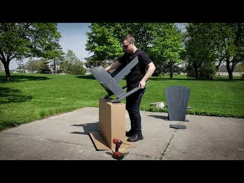 Captiva Muskoka Chair Assembly Video Mp3