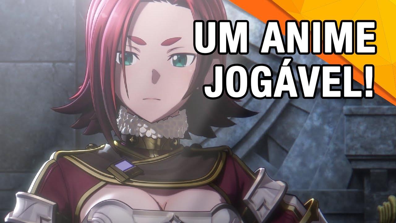 Sword Art Online: Novo Trailer do Game é Liberado