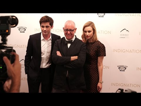 """Indignation"" NY Premiere Behind The Velvet Rope with Arthur Kade"