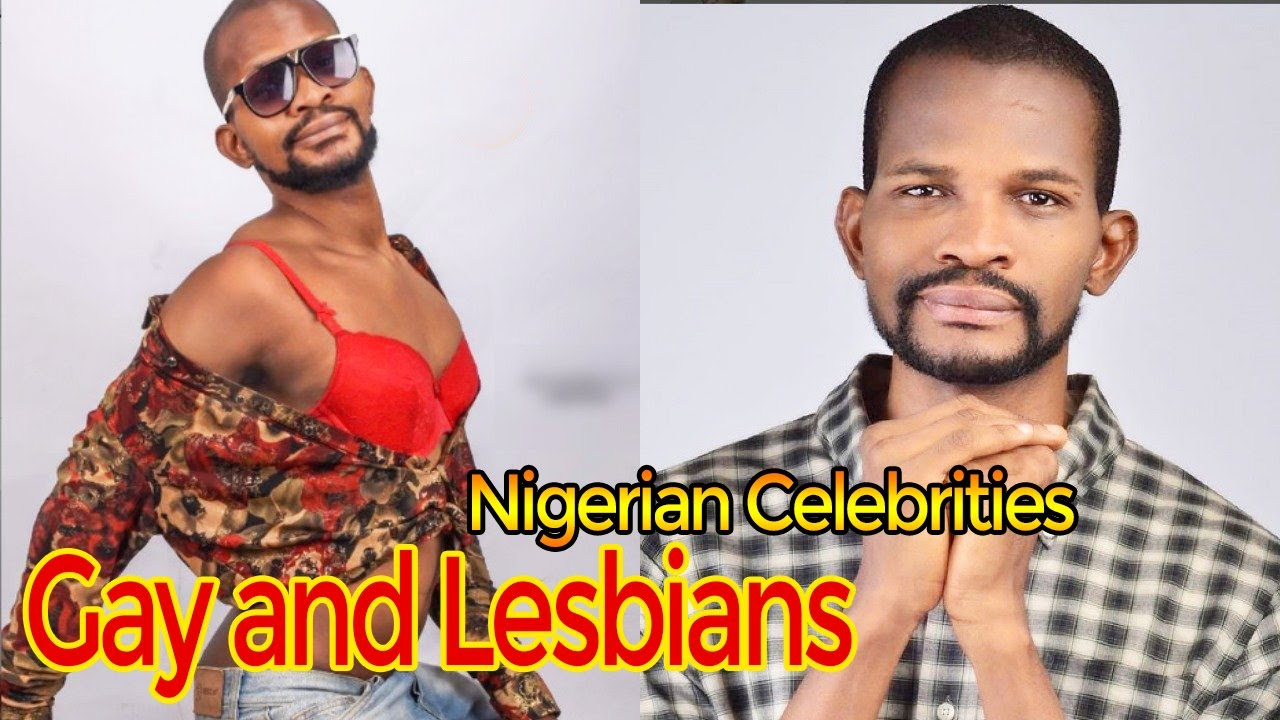 Download Top 10 Nigerian Celebrities You Don't Know Are Gay and Lesbians