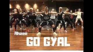 vuclip Ahzee- GO GYAL Zumba®