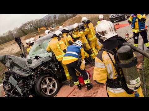 Pompiers Genève - Rétrospective 2016 du SIS