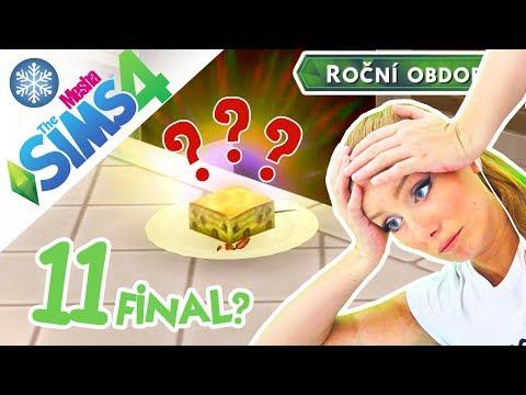 ZÁVĚREČNÝ DÍL? TOHLE NIKDO NEČEKAL! ● The Sims 4 - ROČNÍ OBDOBÍ 11