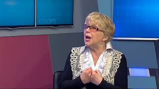 Программа 'В тему' от 23.05.18: Тамара Егорова