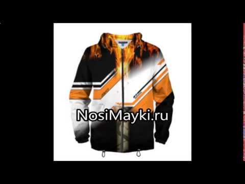 Зимняя куртка парка с натуральным мехом - YouTube