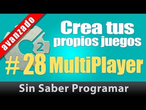 Construct 2 tutorial Español #28. MultiJugador