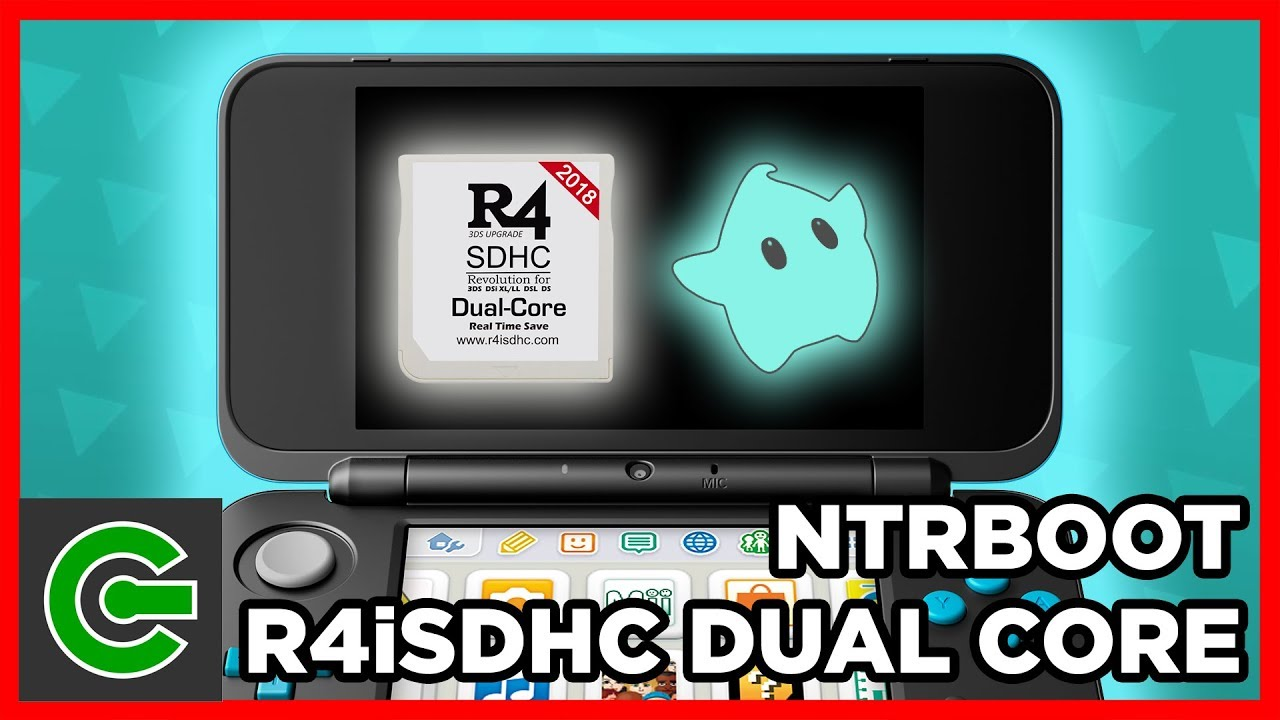 Displaying items by tag: luma3ds